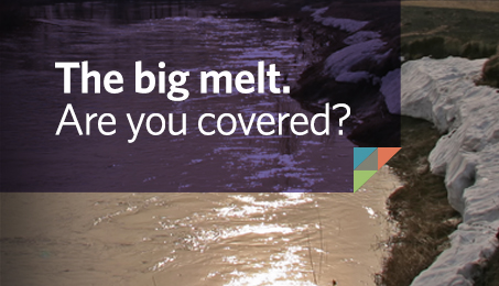 The big melt. Are you covered?